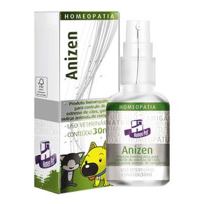 Sistema De Terapia Real H Homeo Pet Anizen - 30ml