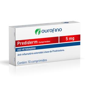 Anti-inflamatório Prediderm Comprimidos - 5 mg
